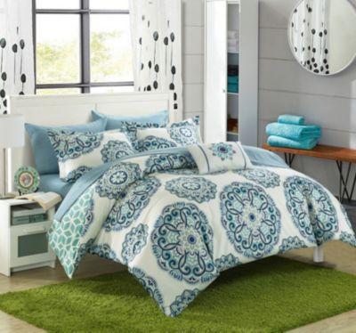 Barcelona 6-Pc Twin Comforter Set