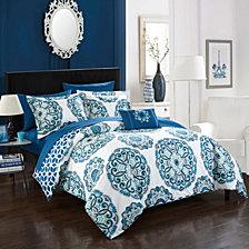 Chic Home Barcelona 6-Pc Twin Comforter Set