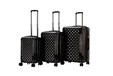 "Triforce Avignon 3pc Set 21""26""30"" Spinner Luggage"
