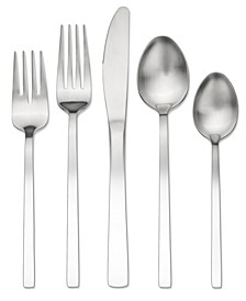 Skandia Moorland Ombre 20-Pc. Flatware Set, Service for 4