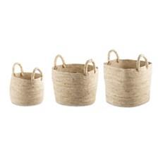 Design Ideas Maiz 3-Pc. Basket Set