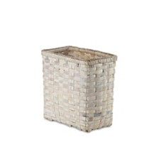 Design Ideas Bella Slim Basket, Medium