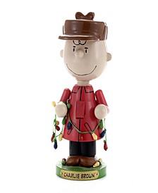 10-Inch Peanuts Charlie Brown Nutcracker
