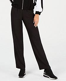 MICHAEL Michael Kors Striped MKGO Track Pants