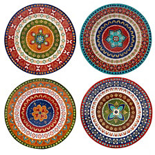 Certified International Monterrey 4-Pc. Dinner Plate