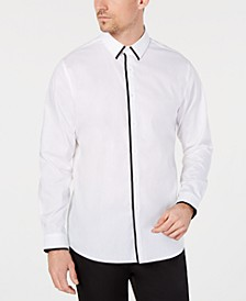 INC Men's  Big & Tall Victor Shirt, Created for Macy's