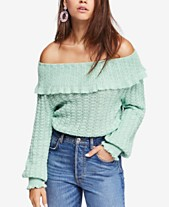 ca38f960e766 Free People Crazy In Love Off-The-Shoulder Top