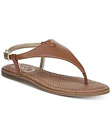 Carolina Hooded Thong Sandals