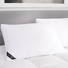 Regency 300 Thread Count Cotton Sateen allergen Barrier Down Alternative Pillow - King - Firm