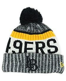 New Era Long Beach State 49ers Sport Knit Hat
