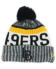 New Era Long Beach State 49ers Sport Knit Hat