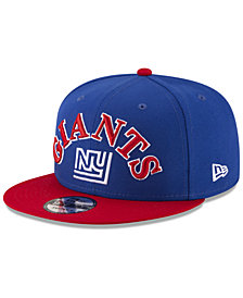 New Era New York Giants Retro Logo 9FIFTY Snapback Cap