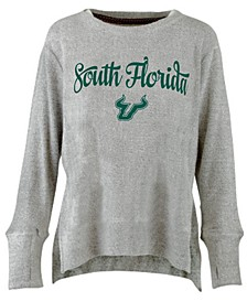Women's South Florida Bulls Cuddle Knit Sweatshirt