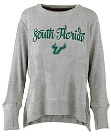 Women's South Florida Bulls Cuddle Knit Sweatshirt