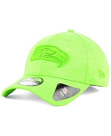 New Era Seattle Seahawks Tonal Heat 39THIRTY Cap