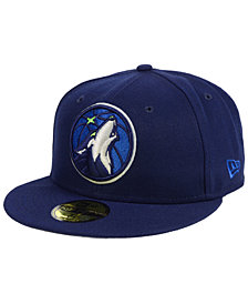 New Era Minnesota Timberwolves Basic 59FIFTY Fitted Cap 2018