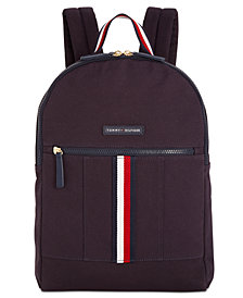 Tommy Hilfiger TH Flag Canvas Backpack