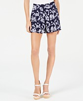 Pleated Shorts  Shop Pleated Shorts - Macy s 4acdfbb97