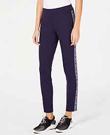 MICHAEL Michael Kors MKGO Logo Leggings, Regular and Petite Sizes