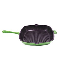 "Neo 11"" Cast Iron Grill Pan"