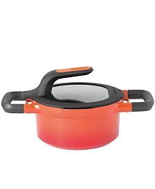 Berghoff GEM Cast Aluminum 1.6 Qt. Non-Stick Sauce Pan