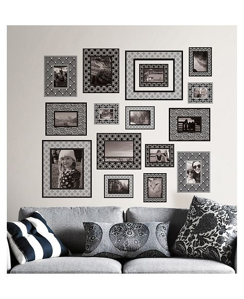 Brewster Home Fashions Photo Gallery Wall Art Kit