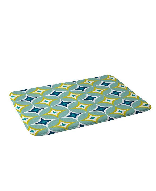 Deny Designs Heather Dutton Astral Slingshot Bath Mat