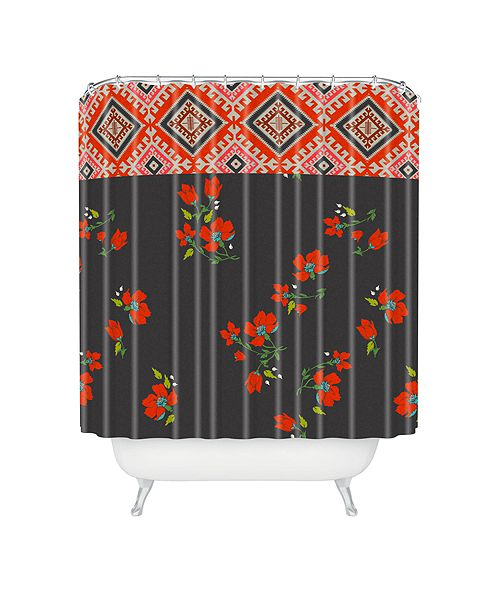 Deny Designs Holli Zollinger Bohemian Farmhouse Shower Curtain