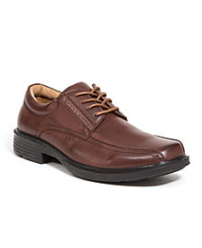 Deer Stags Men's Williamsburg Dress Casual Cushioned Comfort Oxford