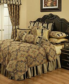 Austin Horn Classics Ravel 3-piece Luxury Comforter Set