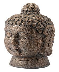 Buddha Head Antique Copper