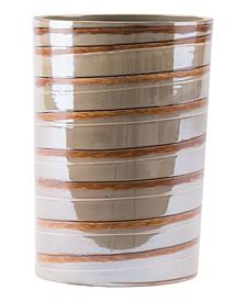 Lined Large Vase