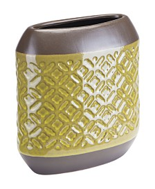 CLOSEOUT! Zuo  Small Olive Square Planter