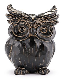 CLOSEOUT! Zuo  Distressed Owl