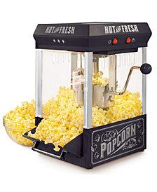 Nostalgia Kpm200Bk 2.5 Ounce Kettle Popcorn Maker
