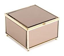 Brown Mirror Box Sm Brown