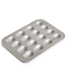 Martha Stewart Collection Culinary Science Madeleine Muffin Pan, Created for Macy's