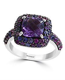 EFFY® Amethyst (3 1/3 ct.t.w.) Ring in Sterling Silver