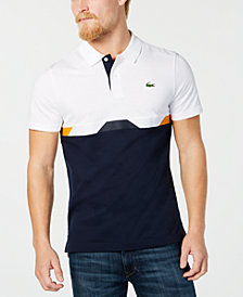 Lacoste Men's Colorblocked Polo