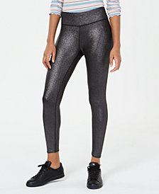 Freshman By RDG Juniors' Shine Yoga Leggings