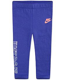 Nike Little Girls Favorite Futura Just Do It Leggings