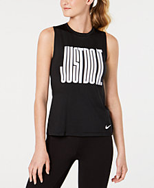Nike Pro Just Do It Sleeveless T-Shirt