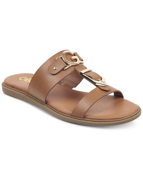 650e46d02255 G by GUESS Nazro Sandals   Reviews - Sandals   Flip Flops - Shoes ...