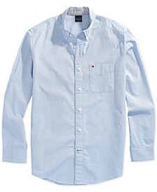 Men's Capote Shirt with Magnetic Buttons