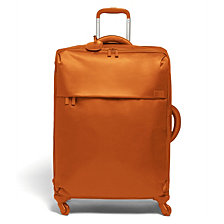 "Lipault Original Plume 26"" Spinner Suitcase Clay"