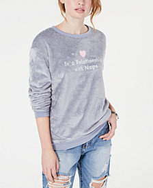 Love Tribe Juniors' Super Soft Message Sweatshirt