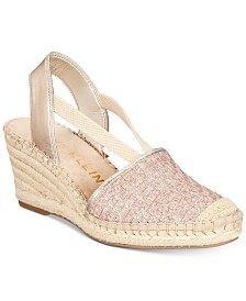 Anne Klein Aneesa Wedge Sandals