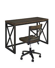 Home Styles Xcel Office Desk & Swivel Chair