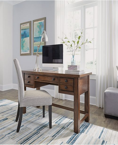 Home Styles Tahoe Executive Writing Desk