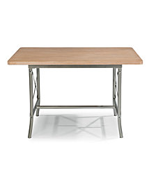 Home Styles French Quarter Rectangular Dining Table